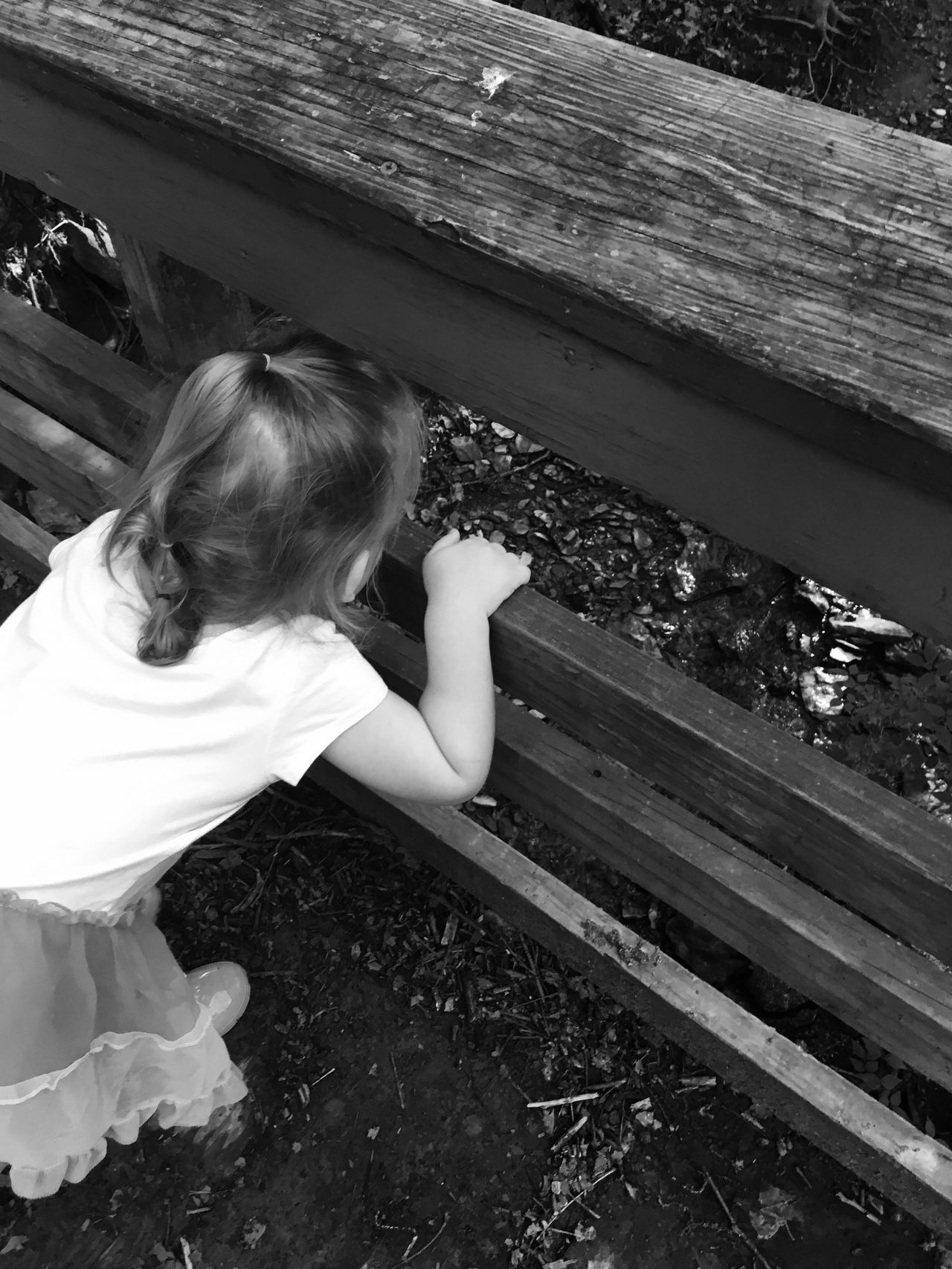 Water MapleWoods Outside Creek Gwenniegoose Bridge Toddlerlife Gwinning Gwennie Goose Blackandwhite
