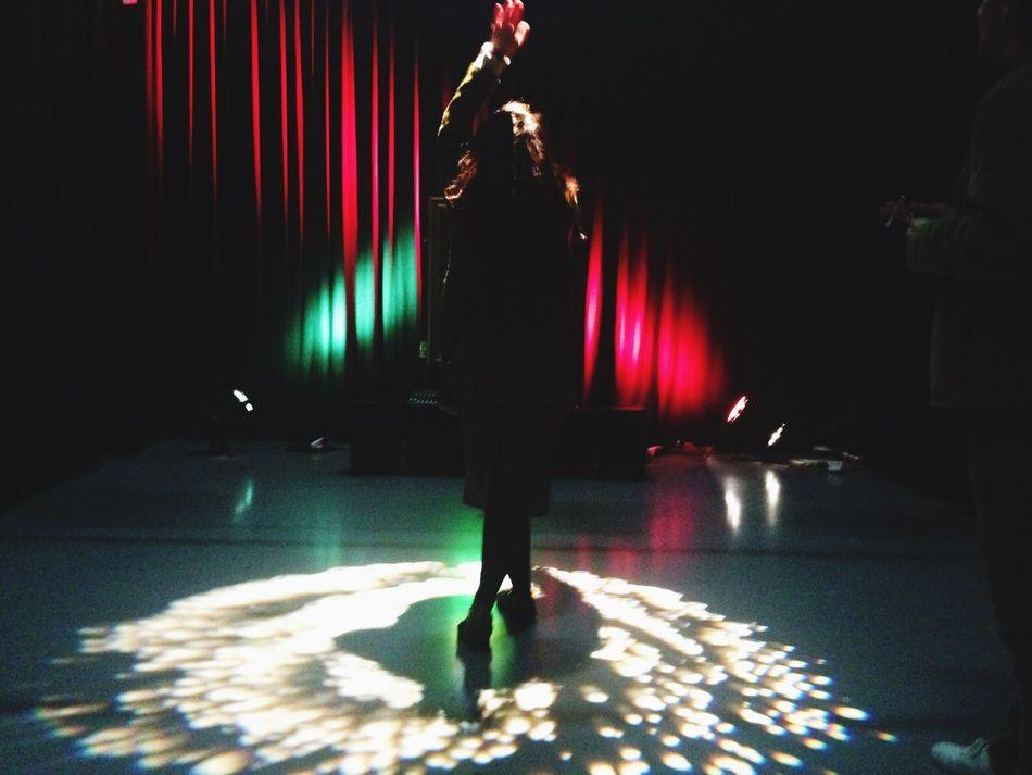 La chica que solo queria bailar Bailar Expressive Movimiento Danzarina Luz Expresion Arte