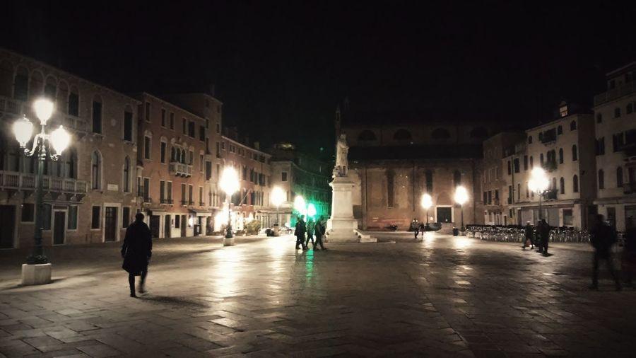 Venezia, campo santo stefano First Eyeem Photo