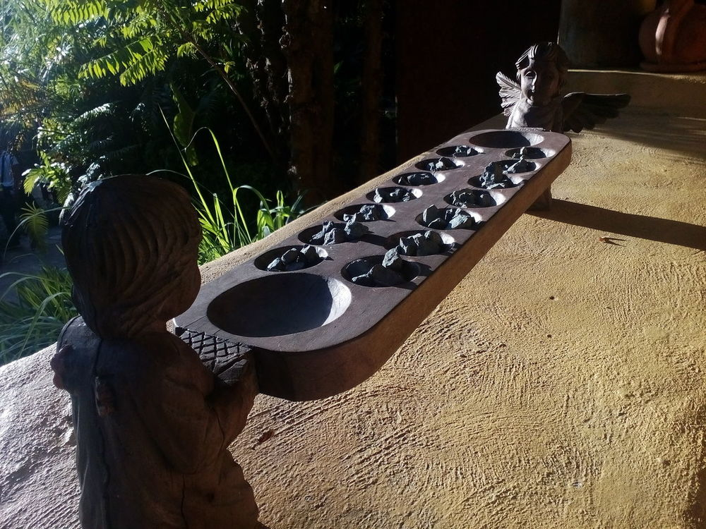 sungka... ethnic game Sunlight People Rear View Nature Ethnic Game Game Boardgame Sungka