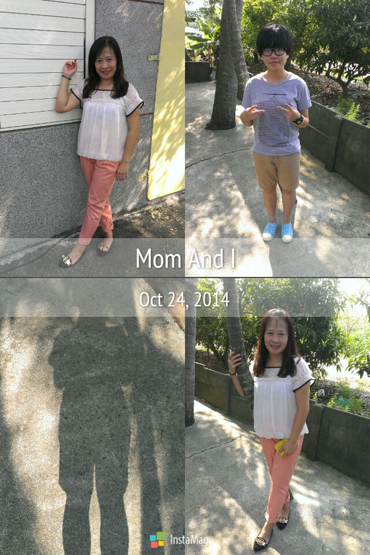 Sun Shiny Day* Backyard My Mom And I