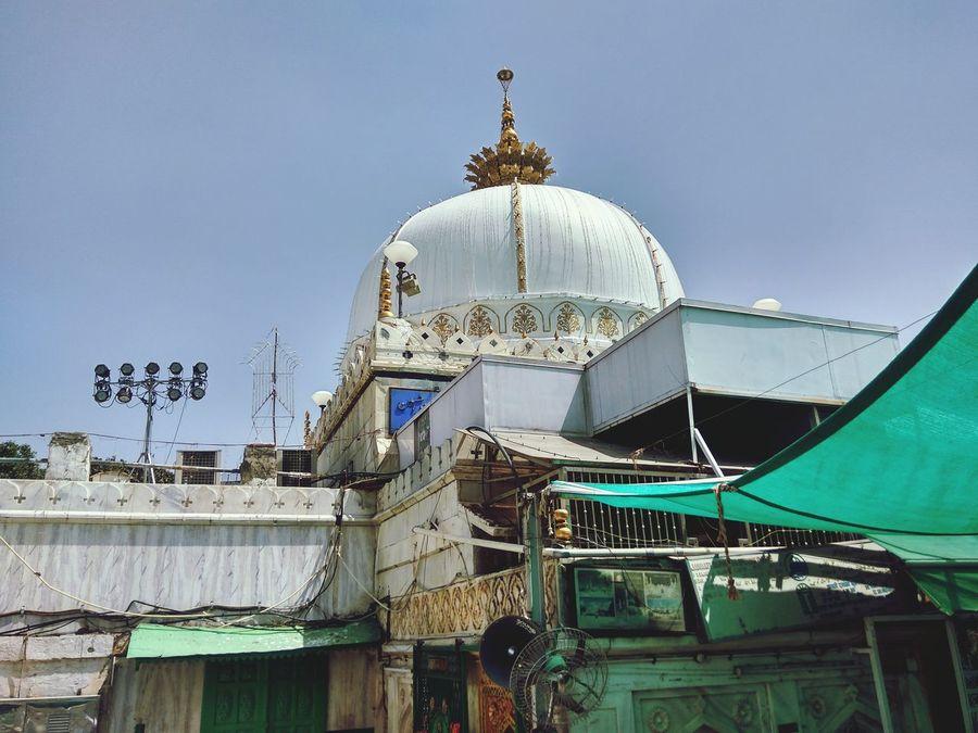 Khwaja Gareeb Nawaz🙌😇 Dargah, Ajmer No People Outdoors Day Cultures Rajashthan EyeEmNewHere Built Structure Ajmer_Dargah_Shareef Dargah Sharif Shirine EyeEmNewHere