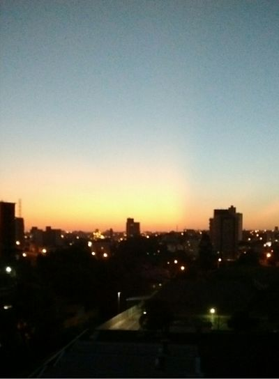 Sobre o anoitecer... Semfiltro 💋🌺🌼🌻 <3 Sorocaba Sorocity Love♥ City Life