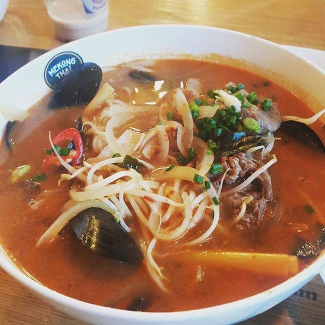 먹스타그램 톰양쌀국수 베트남쌀국수