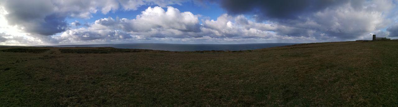 Cloud - Sky Sea Outdoors Horizon Over Water No People Clouds Clouds & Sky EyeEm Best Shots - Landscape Eyem Best Shot - My World Cornwall, UK. Sky Eyeemclouds