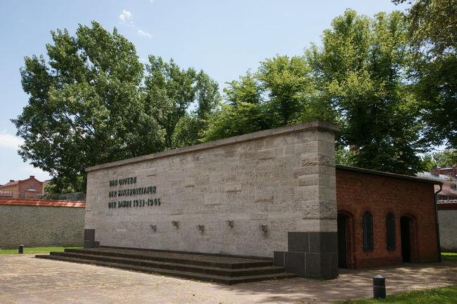 Gedenkstätte Plötzensee, Berlin, Charlottenburg-Wilmersdorf Berlin Deutschland Gedenkstätte Germany Memorial National Socialism Nationalsozialismus Opfer Plötzensee Victim