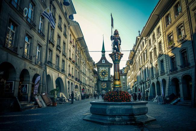 Architecture Bern Berna City HDR Suisse  Swiss Switzerland Traveling Urban