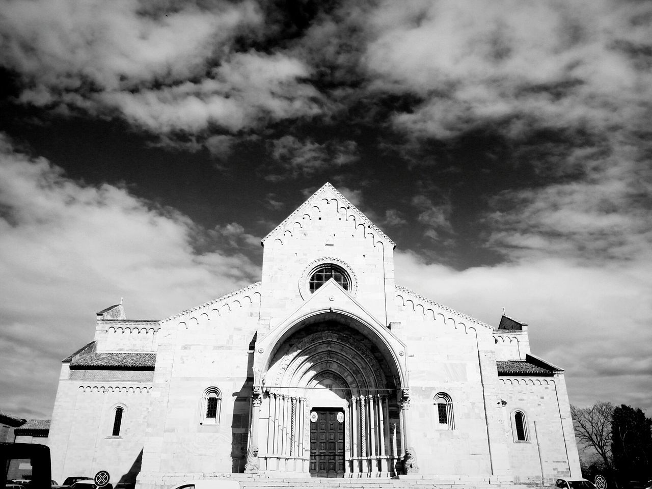 Sky History Architecture Cloud - Sky No People Outdoors Day Duomo Duomo Di Ancona Italy🇮🇹 Blackandwhite Blackandwhite Photography Photography Ancona Clouds And Sky Beautiful Day