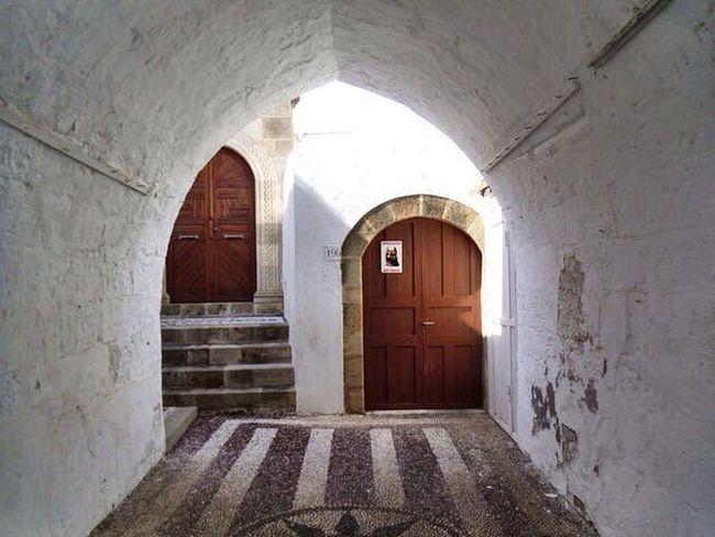 Architecture арка GREECE ♥♥ White Enjoying Life Sunlight ☀ Light And Shadow Nice Day