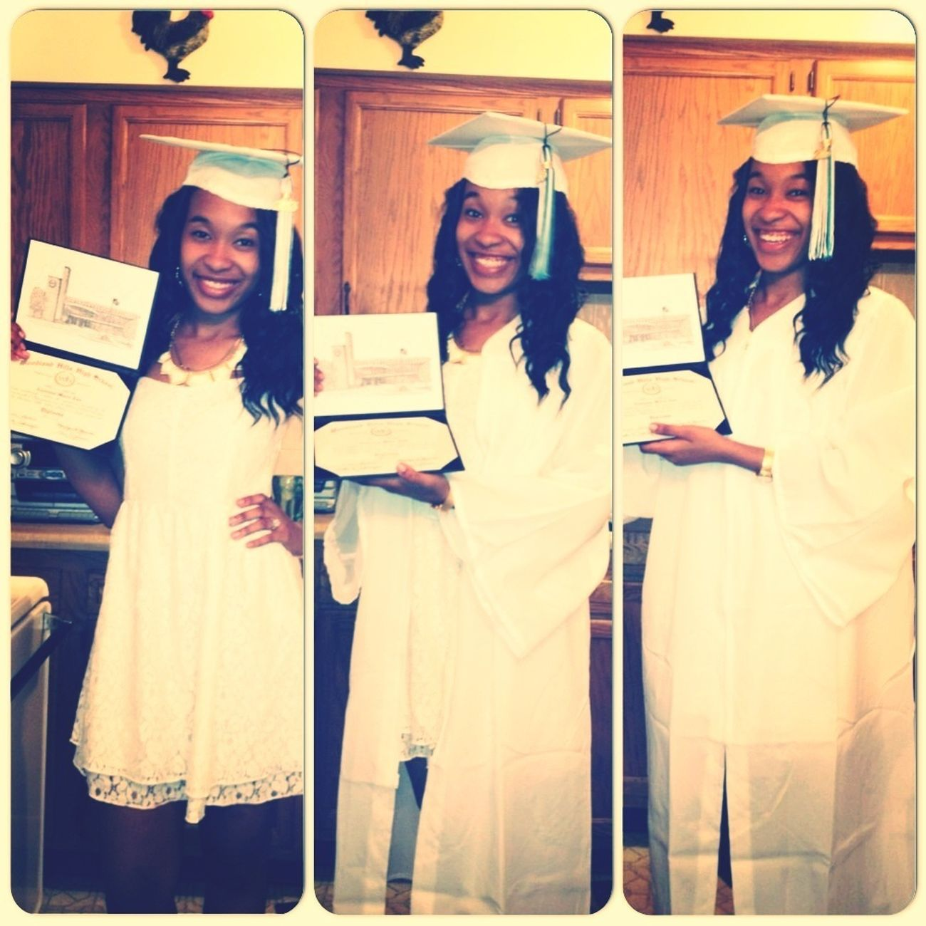 Imma High School Grad Ya Bish