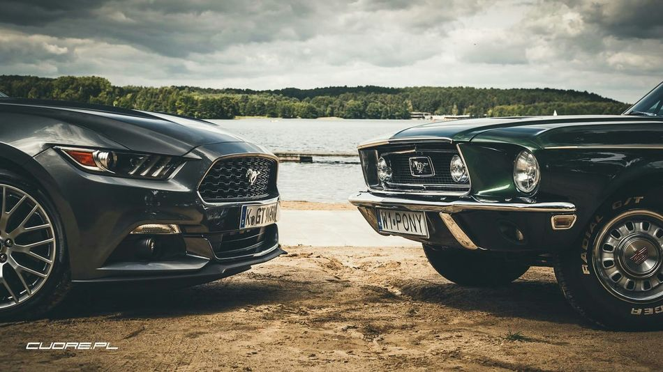 Lovelys Dreamcars Pony Ponycar Ford Ford Mustang