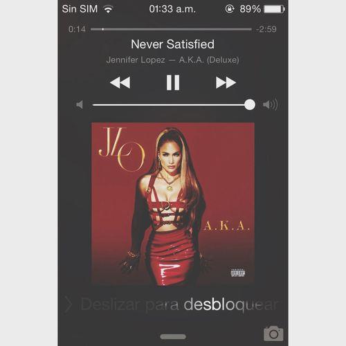 Jennifer Lopezz AKA Newmusic