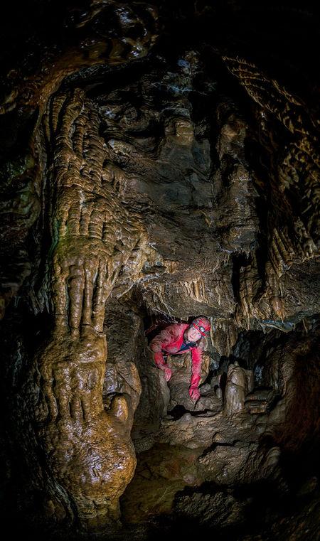 Exploring cave Sedmicka - Borinka Karst Adventure Amazing Cave Cavern Exploration Explore Exploring Karst Mud Nature Outdoors Rock Formation Rocks Speleo Speleologia Speleology Stones Underground Water