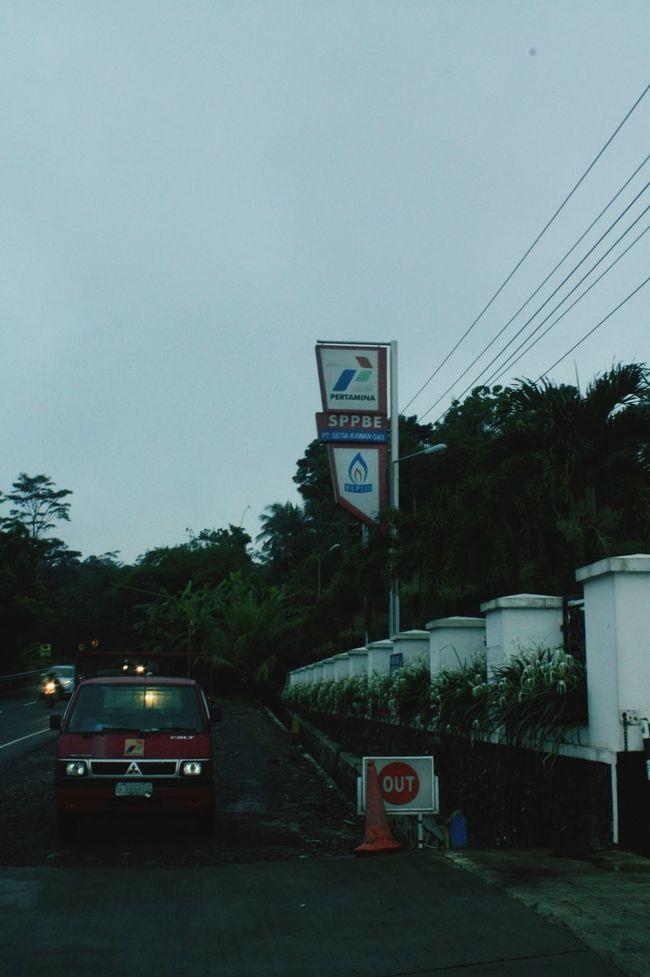 Armada tempur On The Road