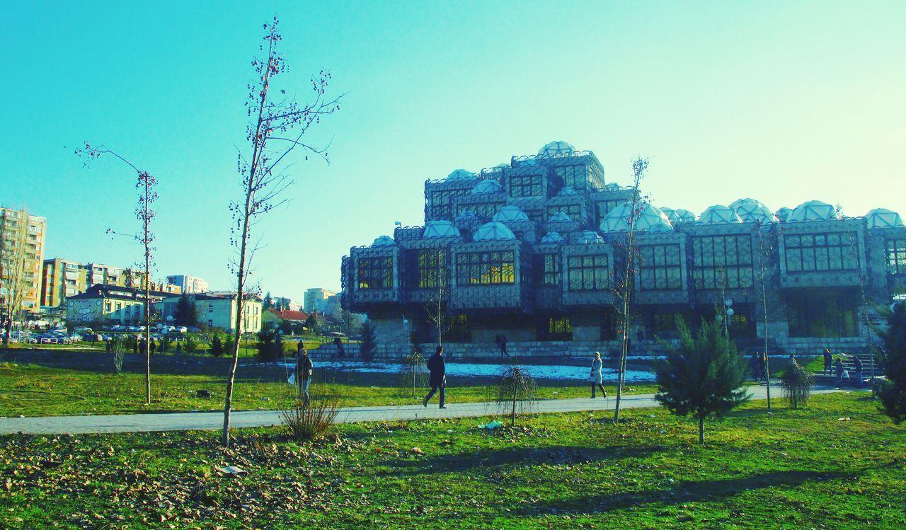 Prishtina City Sunny 👑🌞👌😉