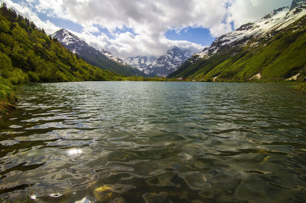 Caucasus Documentary Dombay Exploring Exploring New Ground Journey Kislovodsk Lake Landscape Landscape_Collection Mountains Nature Nature_collection Naturelovers No People Outdoors Showcase: December Stavropol Taking Photos Travel Travel Photography Traveling Travelling Voyage Water