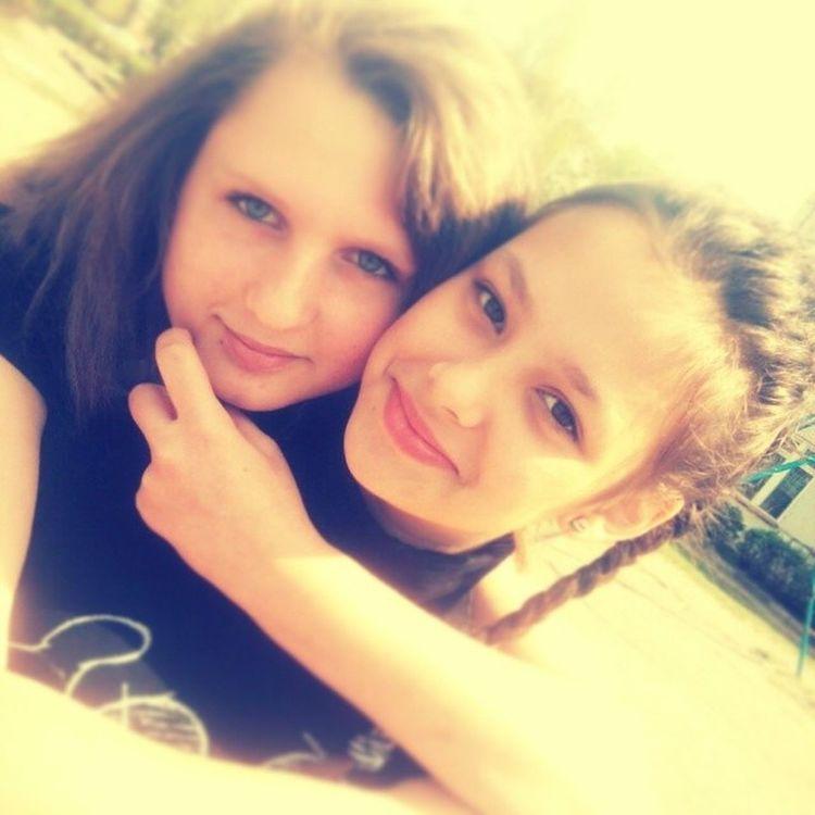 Friends , IVeronika And Alena school
