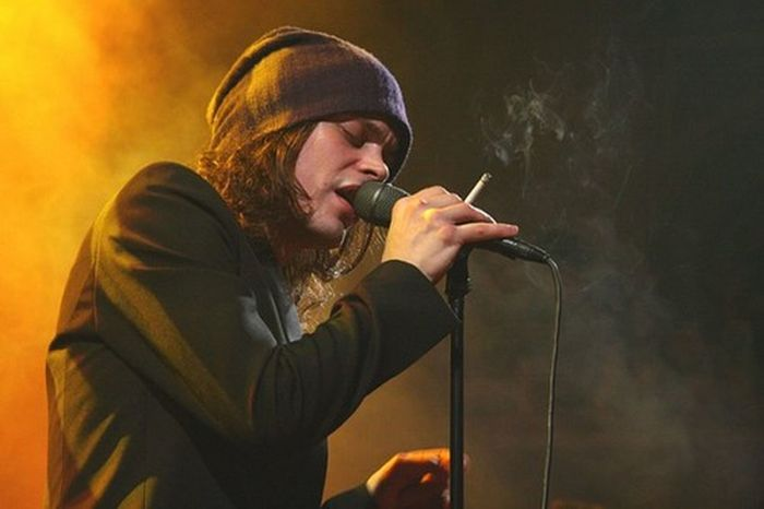 Ville Valo Smoke Villevalo First Eyeem Photo