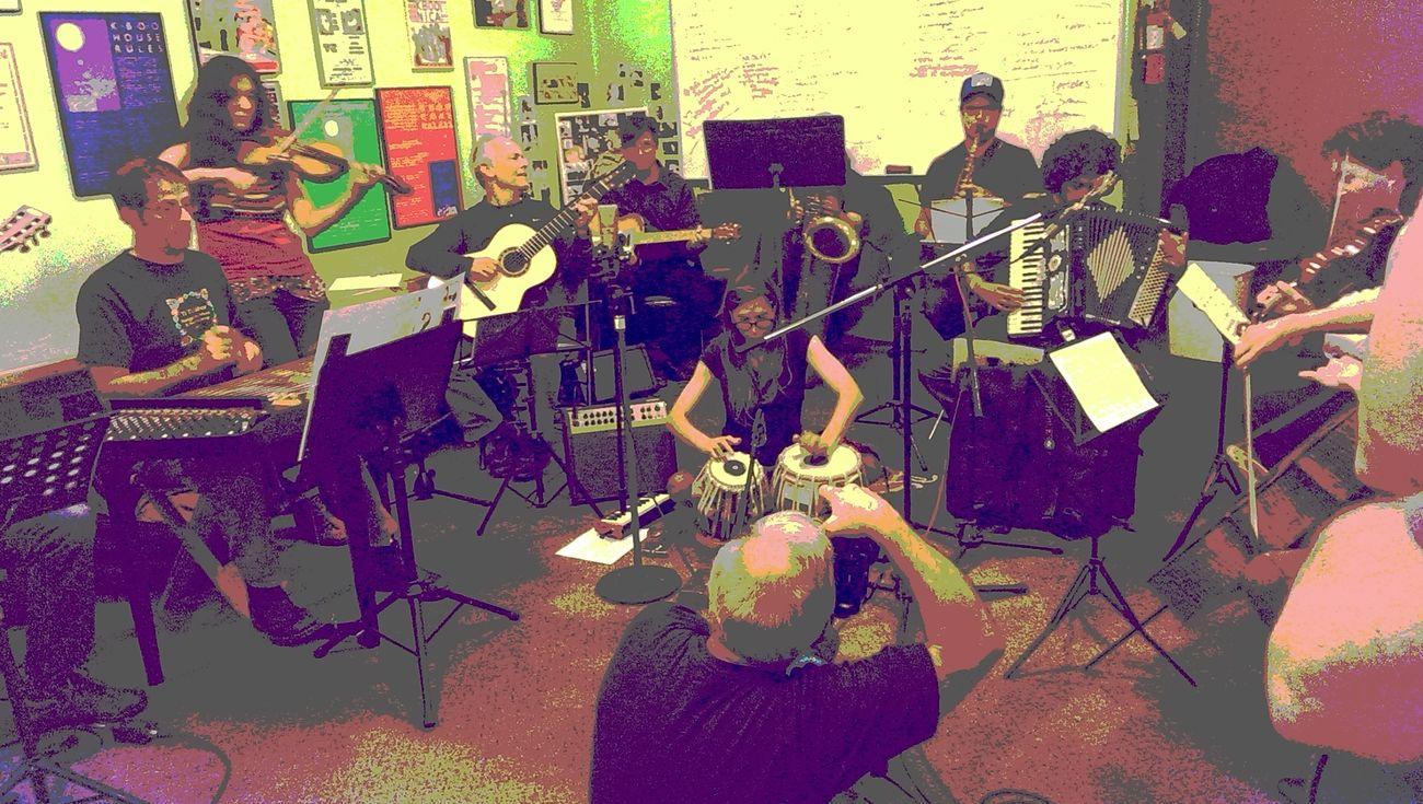 Music Musicians Jam Session