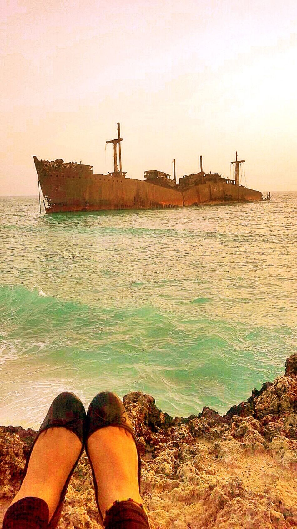 i always believed that God has a plan and i have a purpose so whatever it may be im grateful to set foot in this beutiful island of Kish ☝🏻🙏🏻👍🏻🙌🏻🐾 Hello World OhyesIamblessed GOD's Creation ツ WheninKish Greekship Thankyouforthememories :3