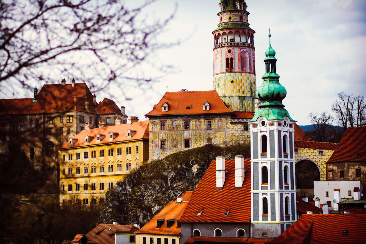 Beautiful stock photos of prague, Architecture, Building Exterior, Built Structure, Castle
