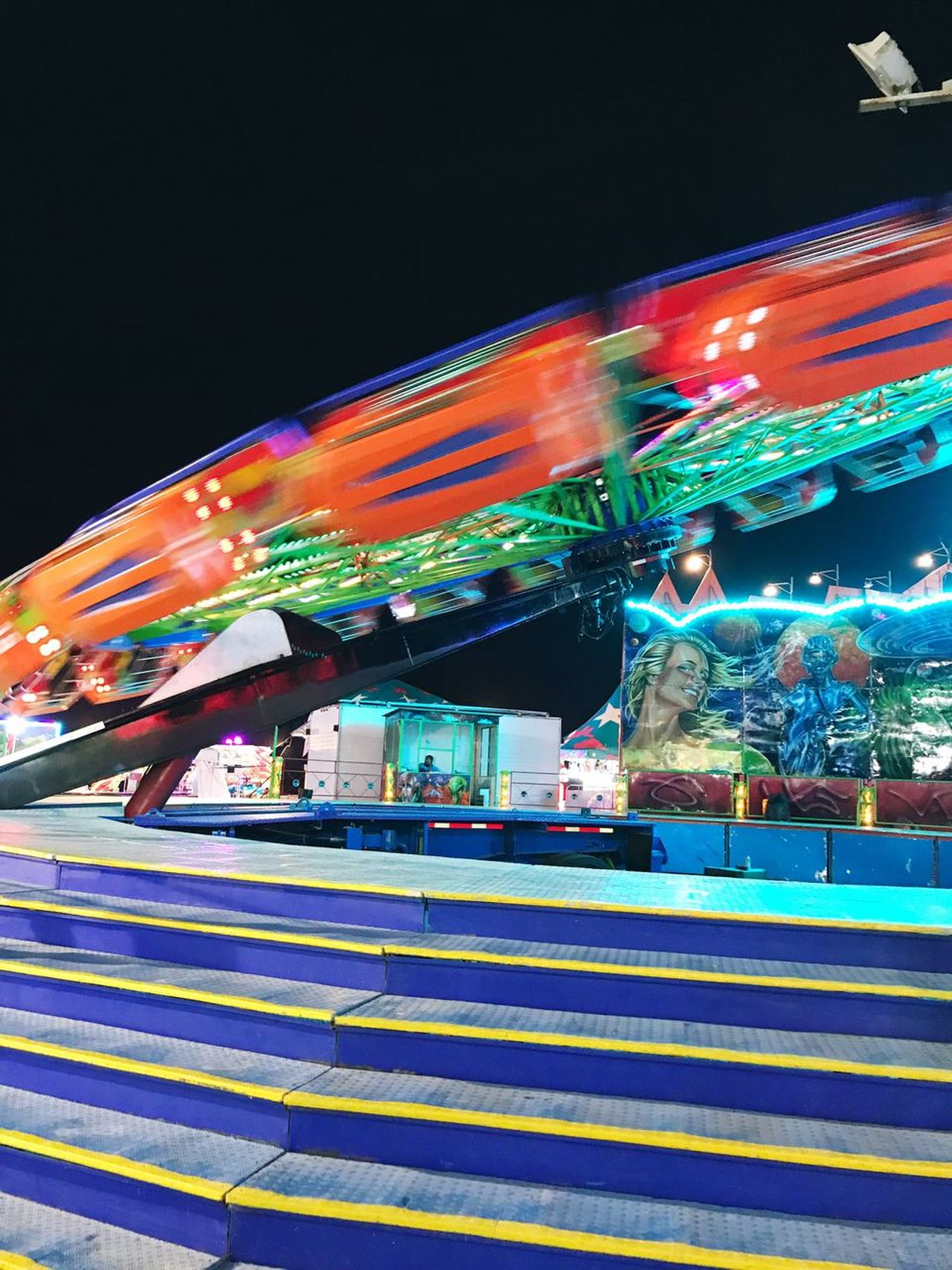 Buc Days Festival Night Illuminated Arts Culture And Entertainment Leisure Activity Real People Outdoors Amusement Park Lifestyles Large Group Of People Men Amusement Park Ride Carousel Sky People