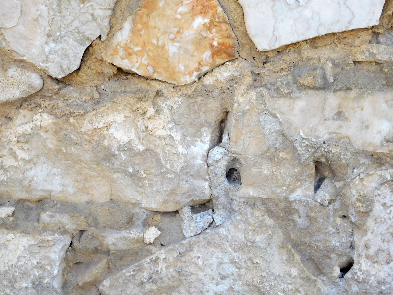 Stone texture Backgrounds Cliff Close-up Day Marble Nature No People Outdoors Rock - Object Rock Face Stone Material