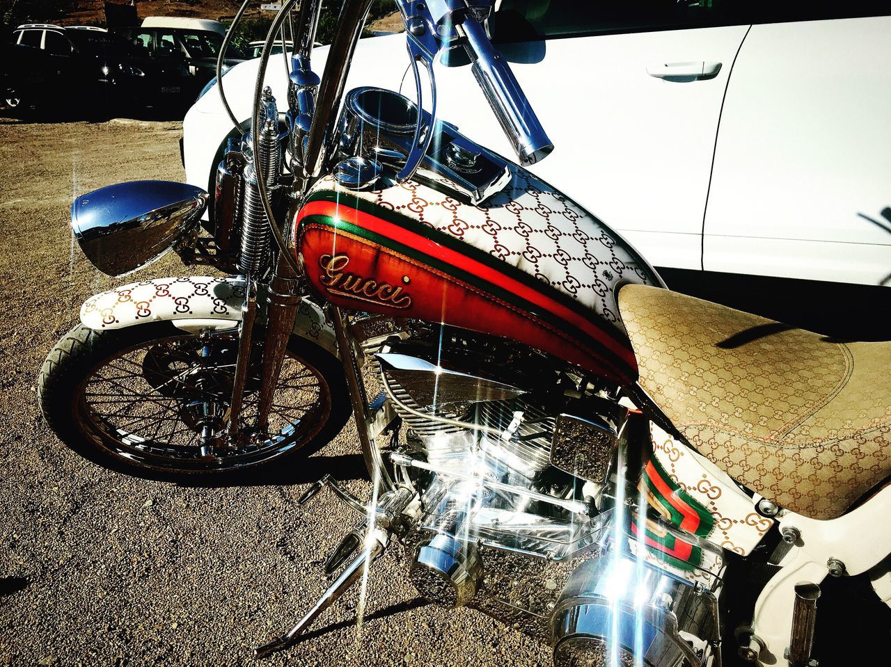 GUCCI Motorcycles Motorcyclepeople Motorbike Mykonos