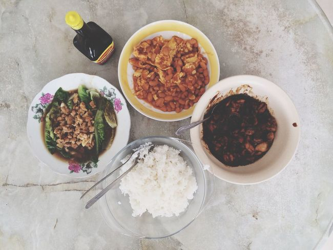 第一次一定要假假拍照,她講的。 Homecooking Penang Photooftheday Delicious