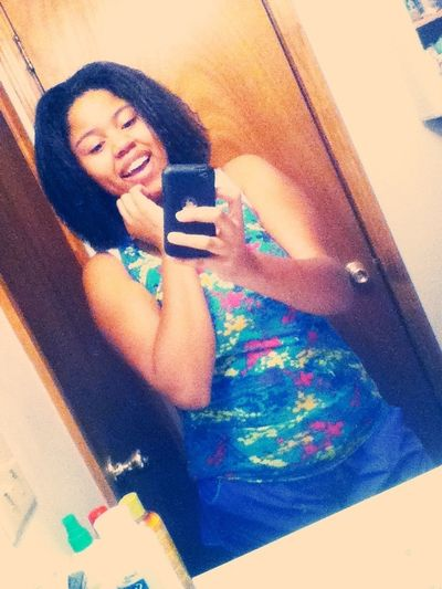 Went over my sis house for dinner and swimming. !