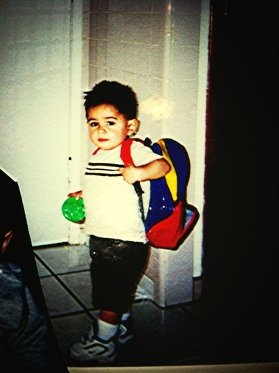 When I Was Little #tbt