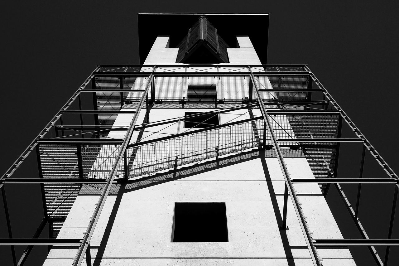 Architecture Blackandwhite Church Contrast Façade Low Angle View Modern Architecture Tower