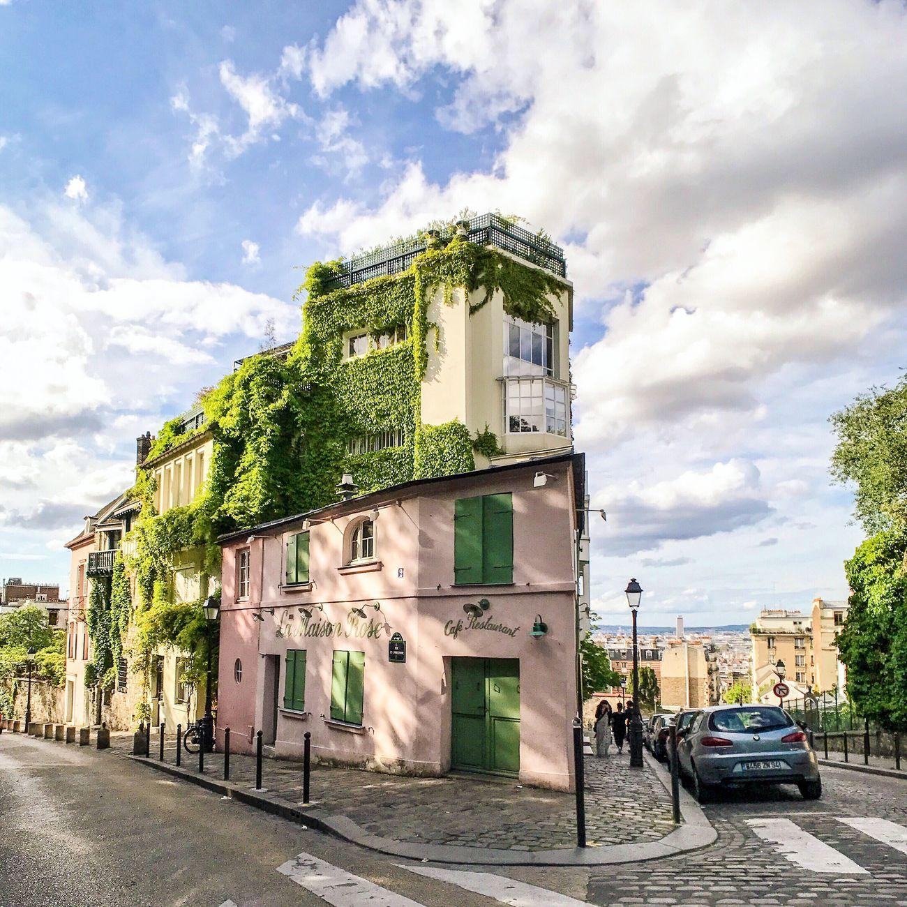 Bonsoir Paris! Good Evening Paris! Cloud - Sky Architecture Eyem Best Shot - Architecture Paris ❤ Travel Destinations Parisweloveyou Photooftheday Paris EyeEm Best Shots City Street