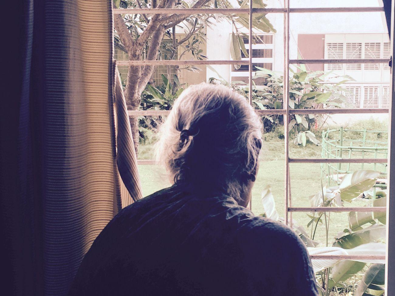 Old Age Grandmother Grandma Meemaw