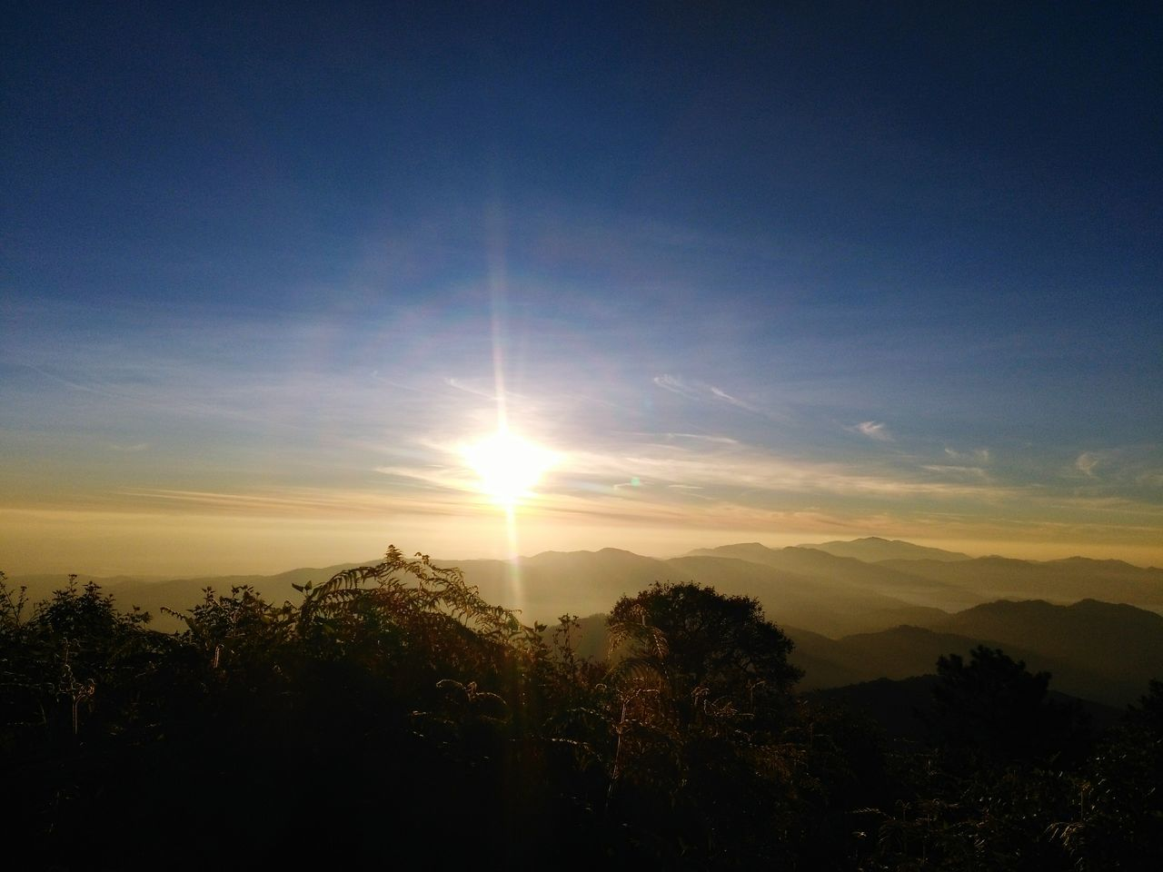 Hellooooo Nature Sun Beauty In Nature No People Scenics Outdoors Day Sunrise_Collection Eyeem Photography Beauty In Nature Mountain Sunrise EyeEm EyeEm Nature Lover Backpackerlife Morning View Chiang Mai | Thailand EyeEmNewHere