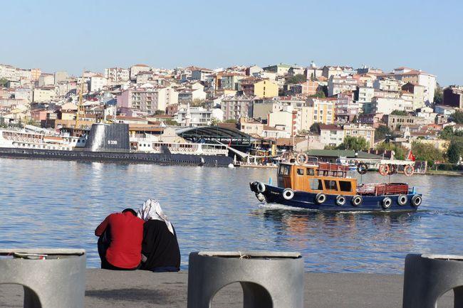 Couple Seaside Istanbul EyeEm Best Shots Port Turkey