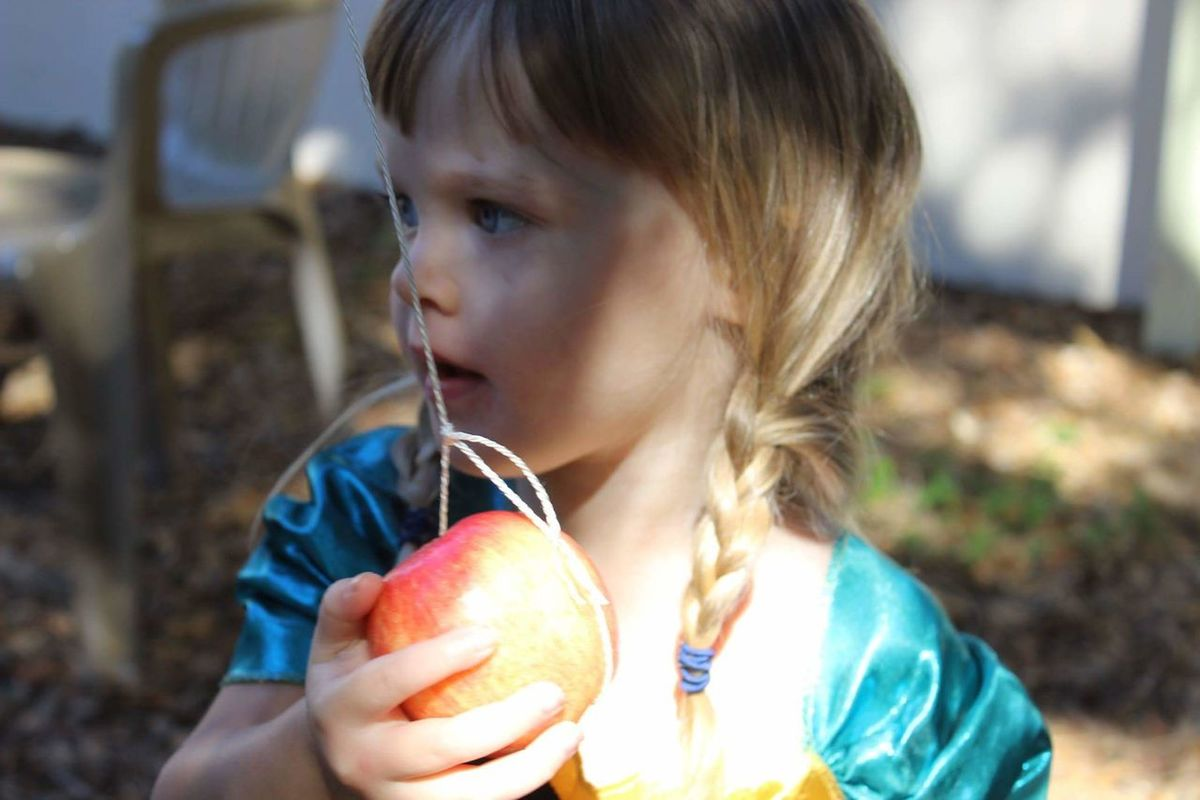 Close-up Childhood Outdoors Healthy Eating Focus On Foreground Halloweenparty Freshness Cuteness Beautiful Uniqueness EyeEmNewHere The Portraitist - 2017 EyeEm Awards