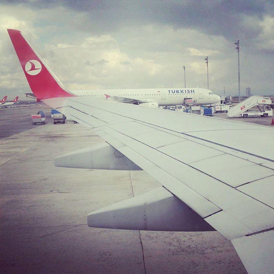 Bakü uçuşu oncesi istanbul Ataturkhavalimani Istanbul Bak ü Yolcusu kalmasin instamood instalike instaturk instagood instalike instaday instadaily
