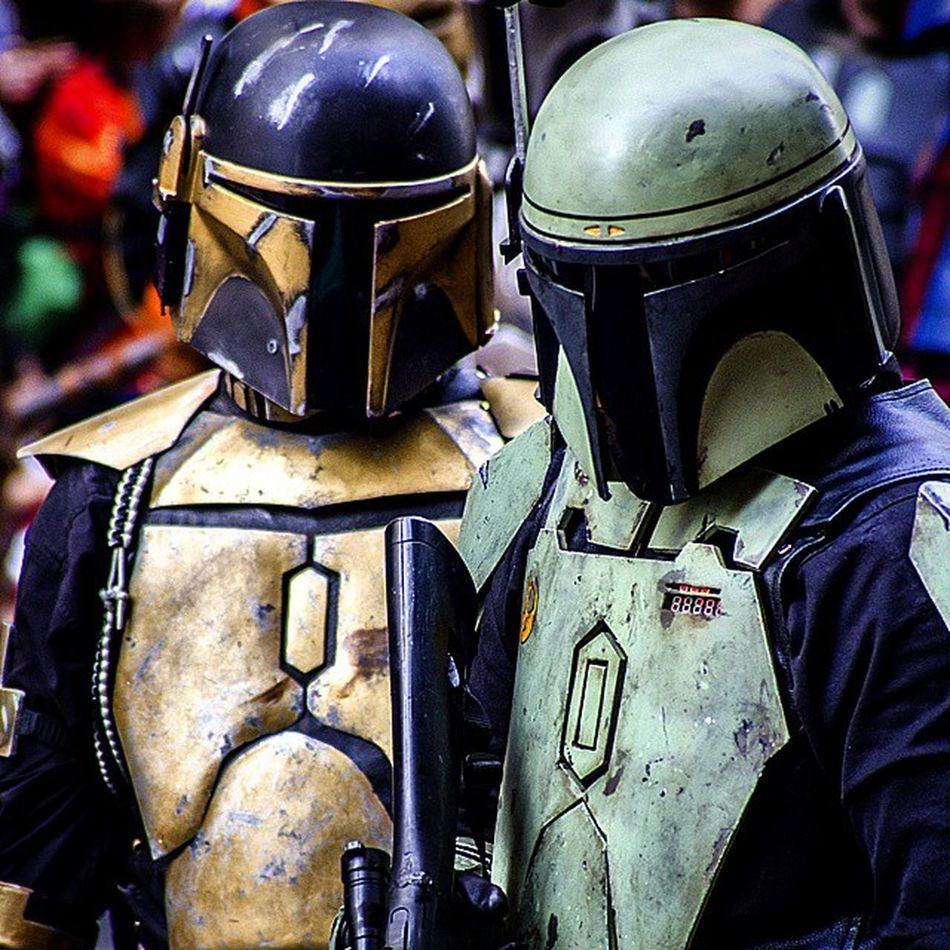 DragonCon Starwars Armor Cosplay