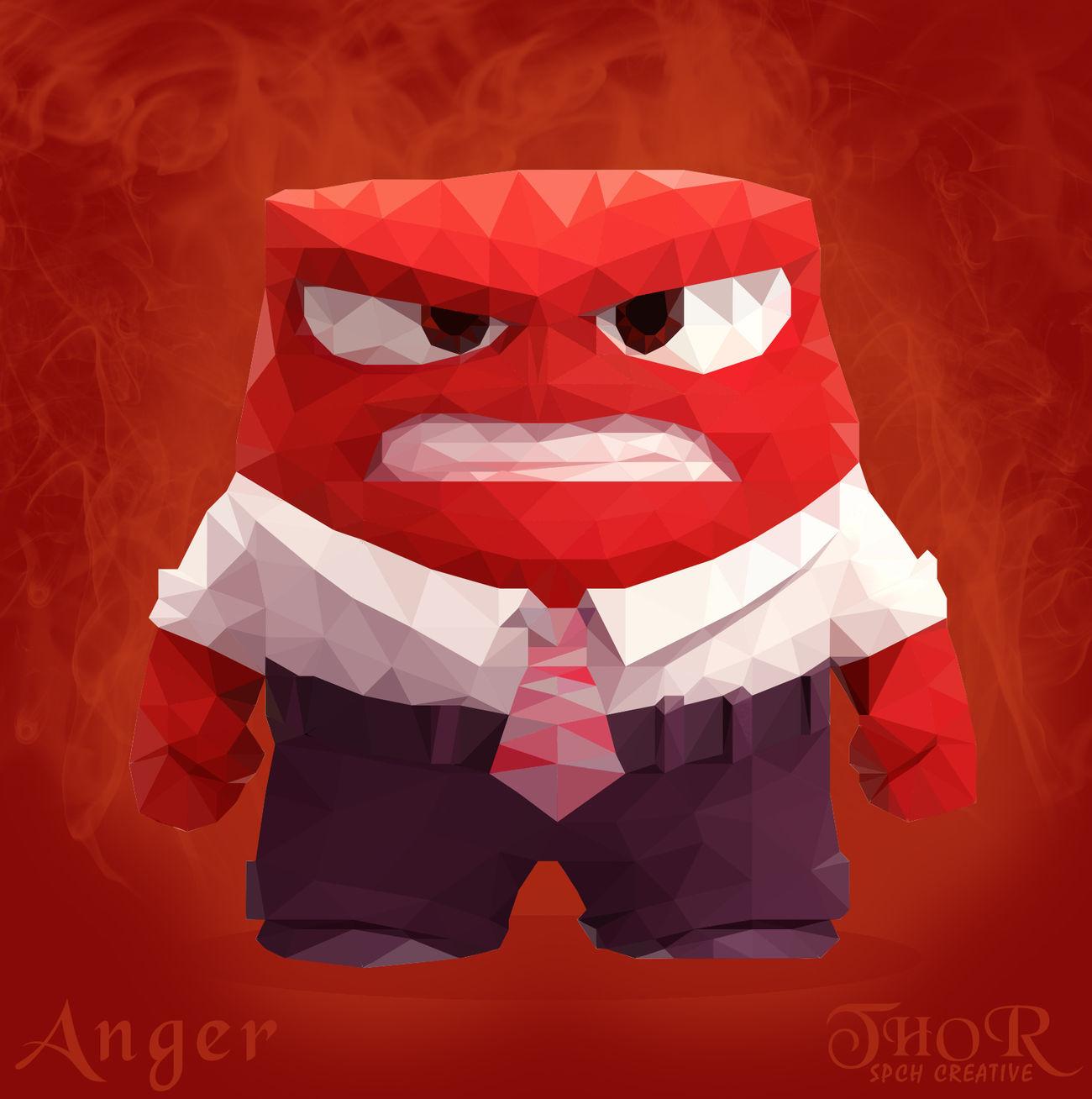 Anger Cartoons Inside Out Photo Photos Picture SPCHcreative Thai Thailand Thailand_allshots Thor