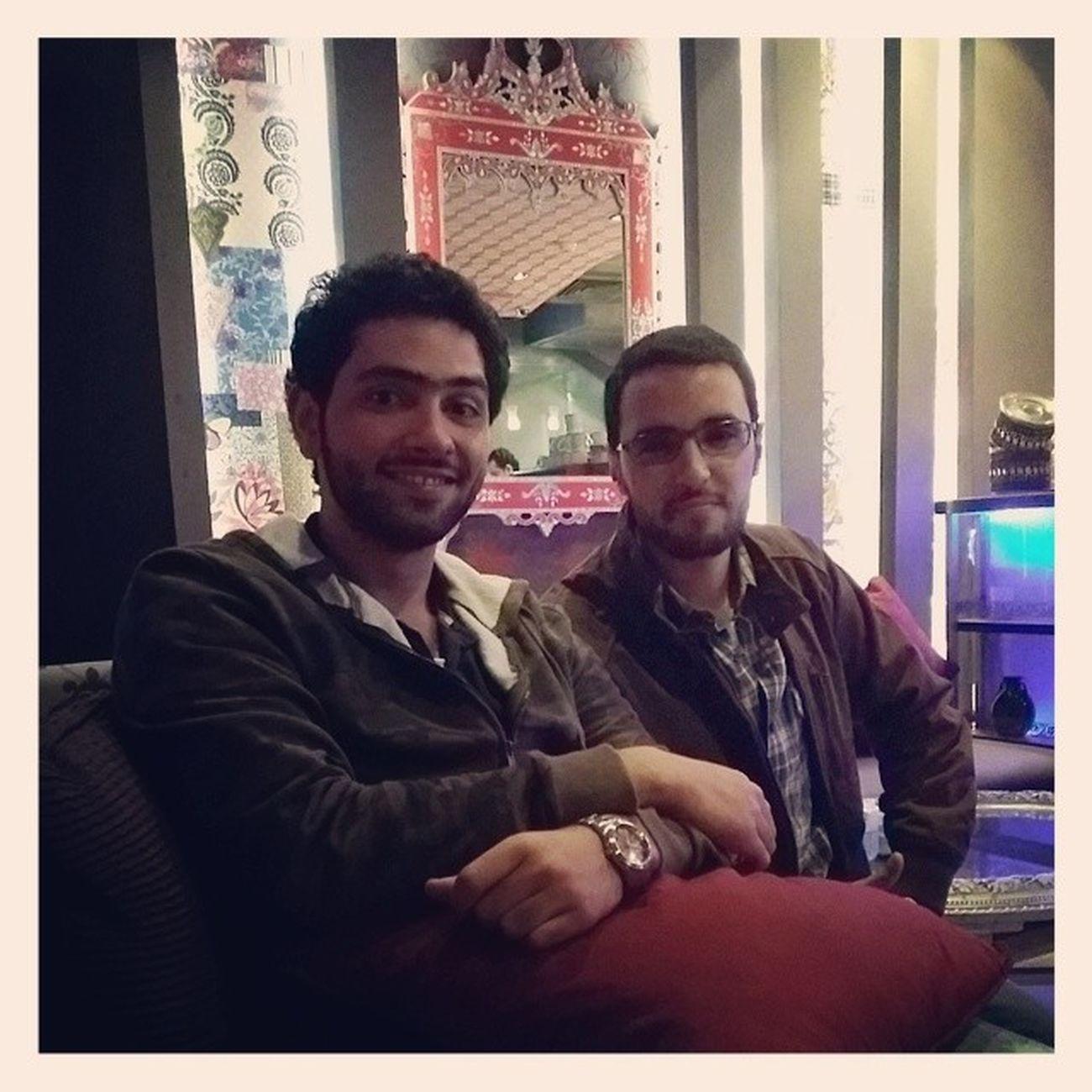 With habiby sa7eb a7la mazag, delaq :D