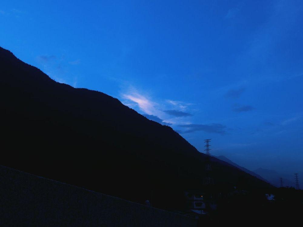 Cities At Night 新手 晚霞