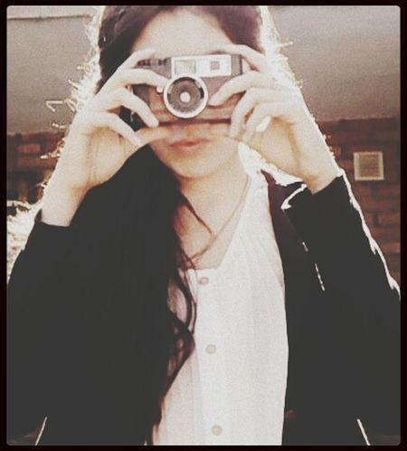 Just Being Me :) First Eyeem Photo