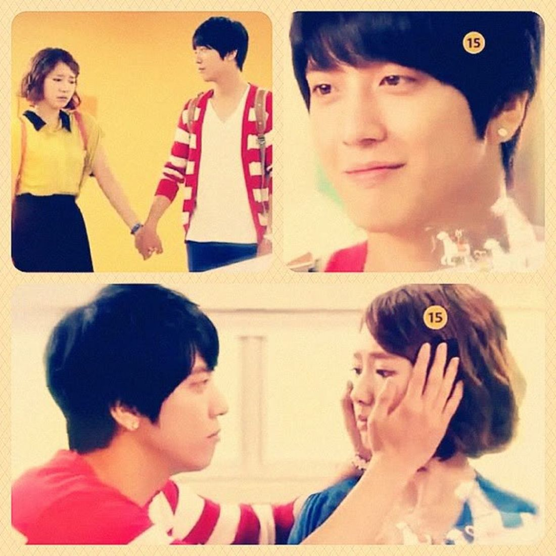 I love yongshin couple♡♡ Drama Korea