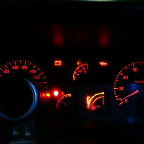 Cluster Clio Renault AllWorking Night