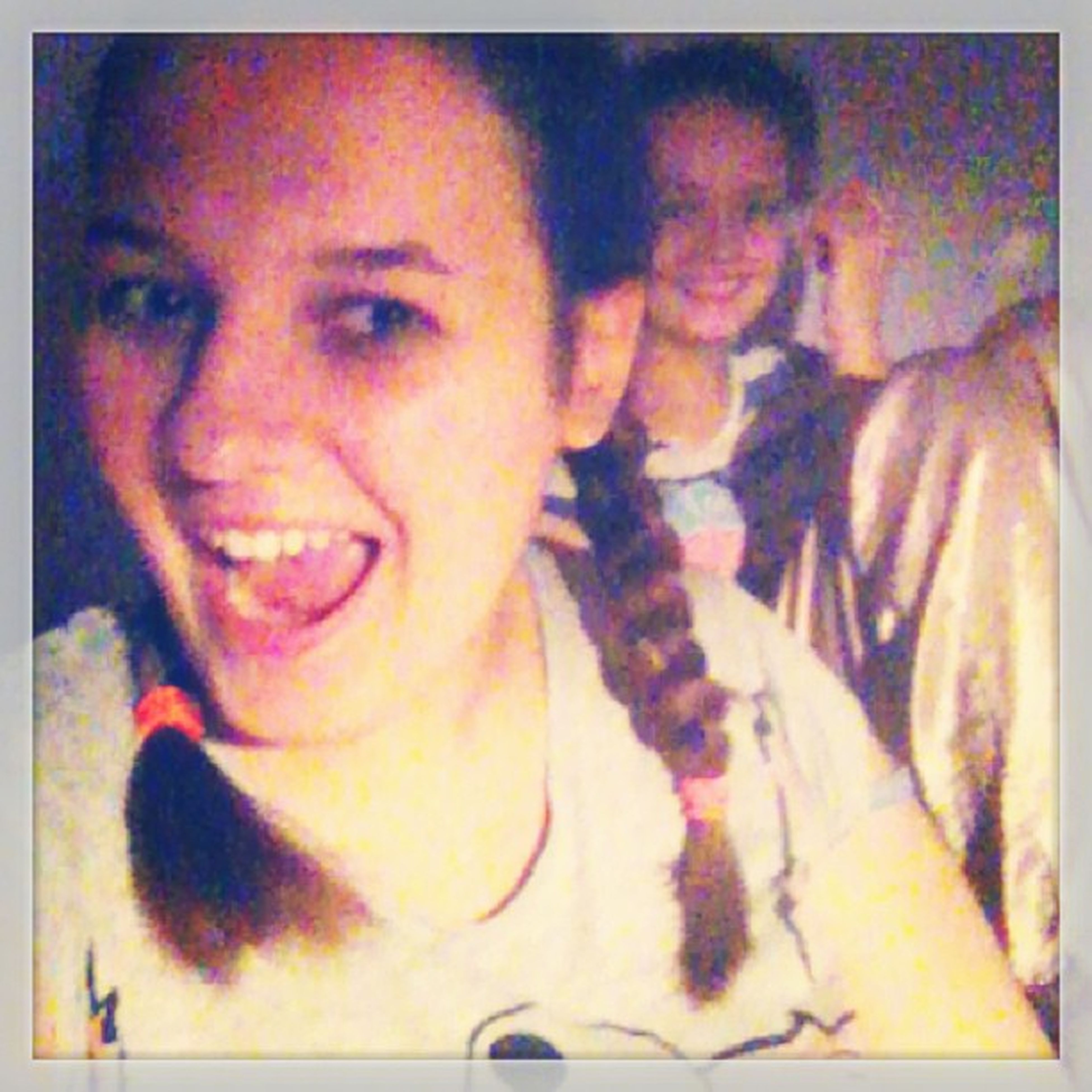 Evening fun with the sister ? Donemyhair Plats Braids Sisters