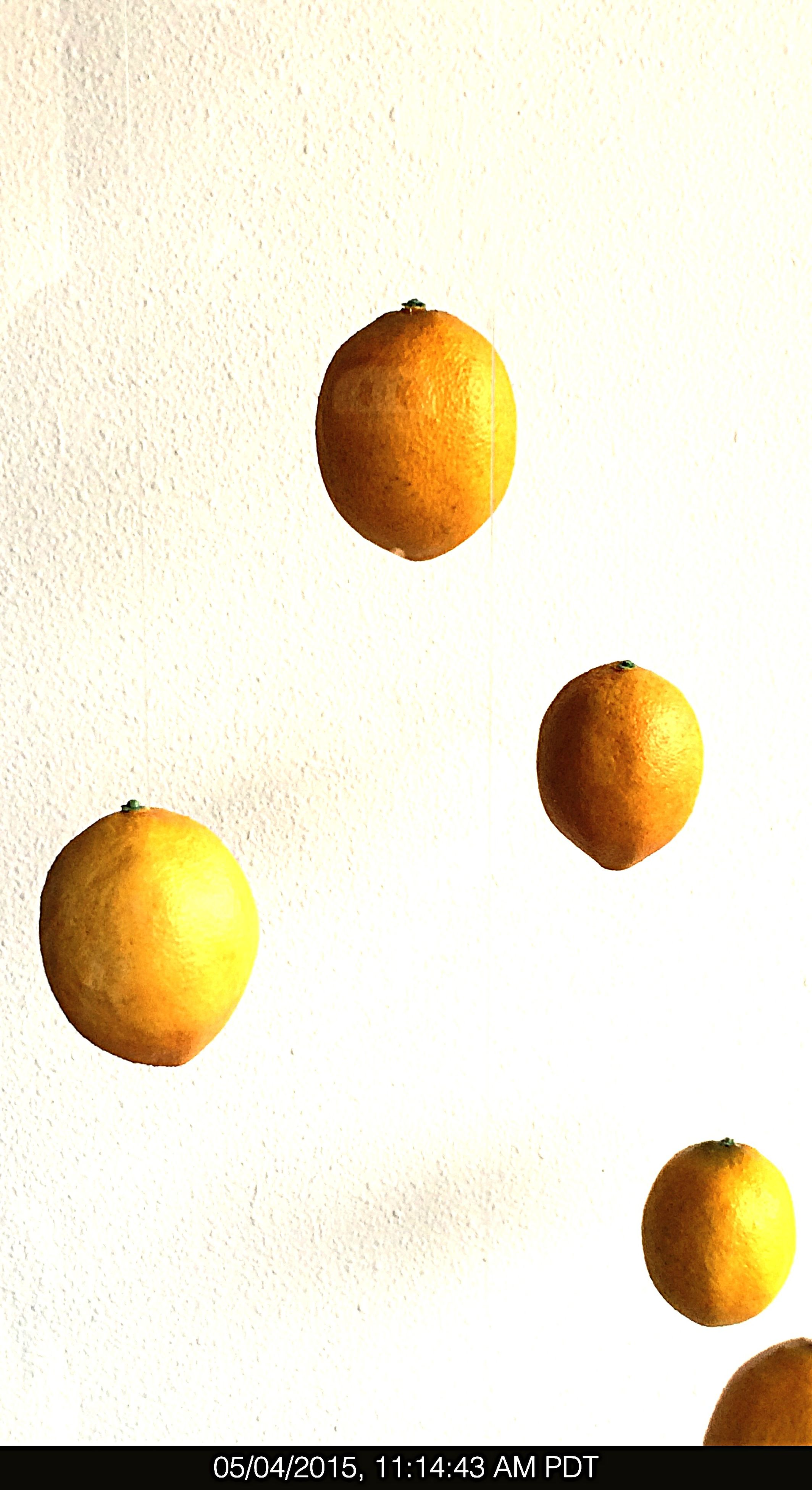 sphere, yellow, fruit, orange color, food and drink, low angle view, copy space, food, clear sky, circle, no people, close-up, citrus fruit, still life, geometric shape, orange - fruit, healthy eating, pattern, pumpkin, outdoors