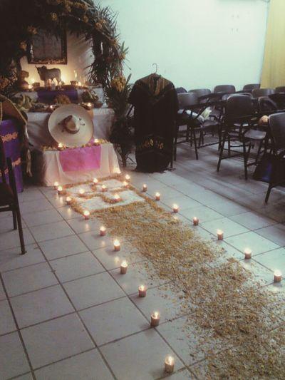 Altar Diademuertos 1denoviembre 2noviembre