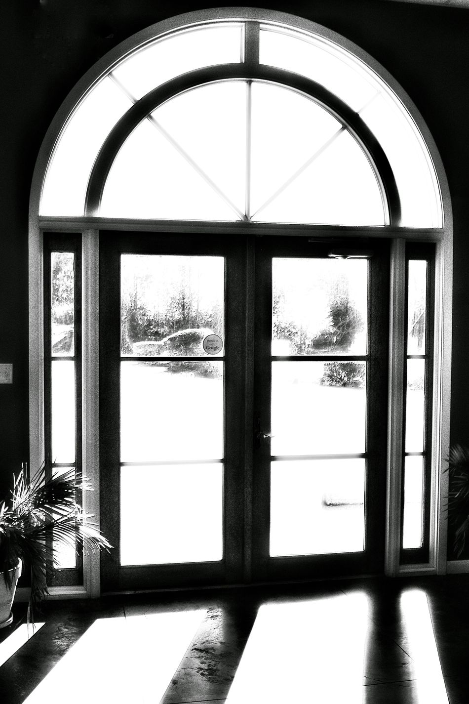 Arches Architecture Black And White Bright Cast A Shadow Door Light And Shadow Shadows Sunlight Window