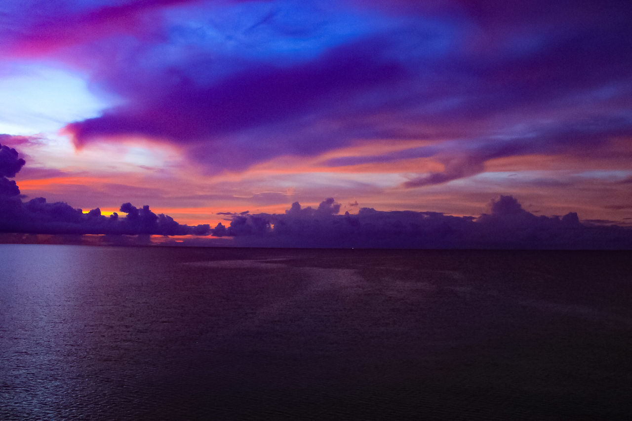 Sunrise Dramatic Sky Beauty In Nature Travel Destinations Awe Pastel Colored Philippines Eyeemphotography Canonphotography Captured Moment Travelphotography Eyeem Philippines Sailing Away